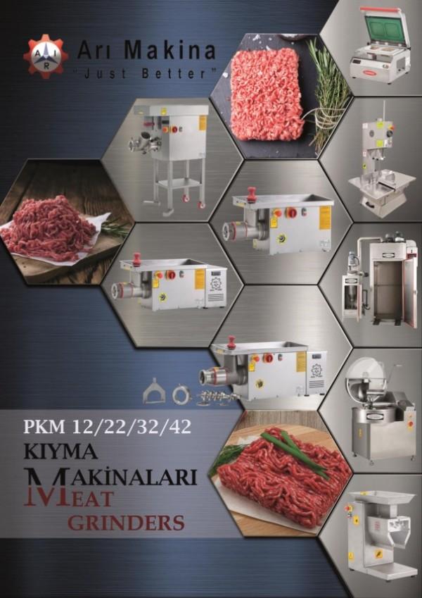 PKM-12/22/32/42 Kıyma Makinası