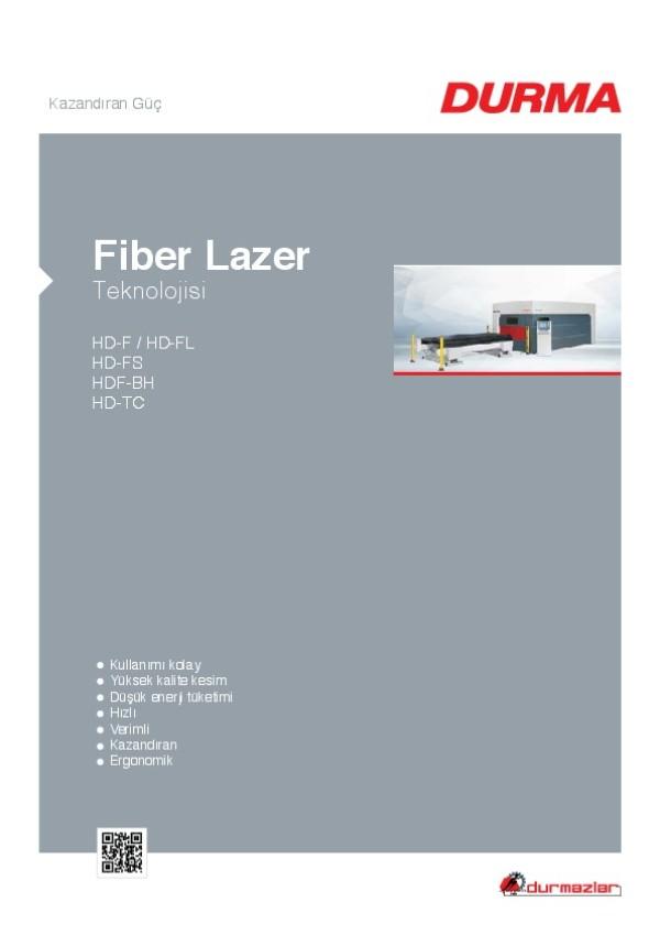 Fiber Lazer Teknolojisi