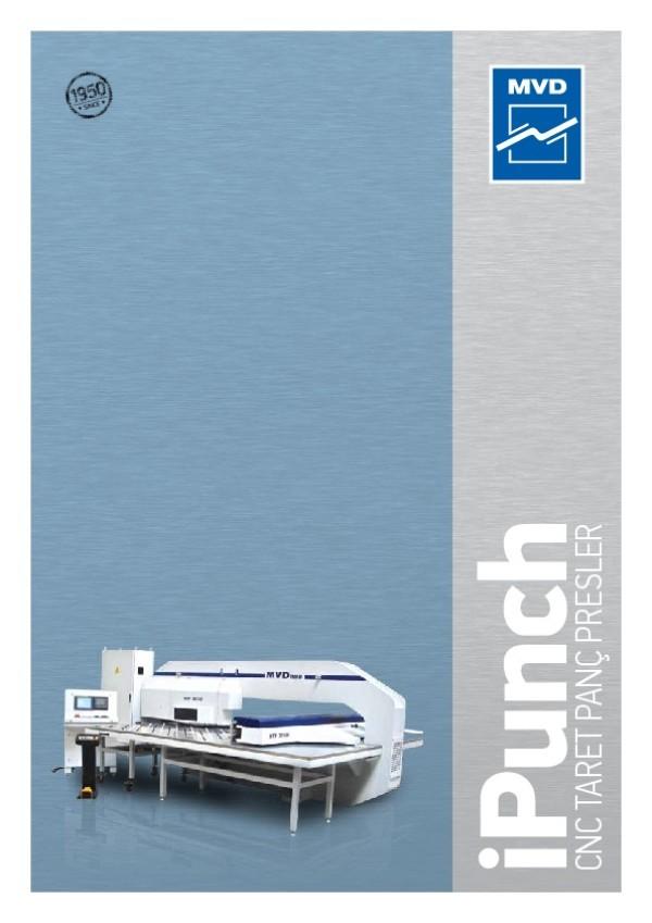 MVD İPunch Katalog