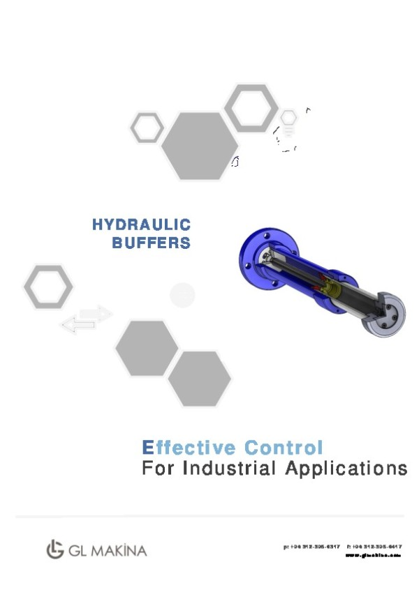 Hydraulic-Buffers