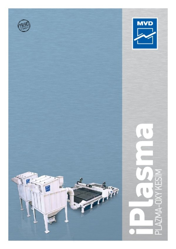 MVD İPlasma Katalog