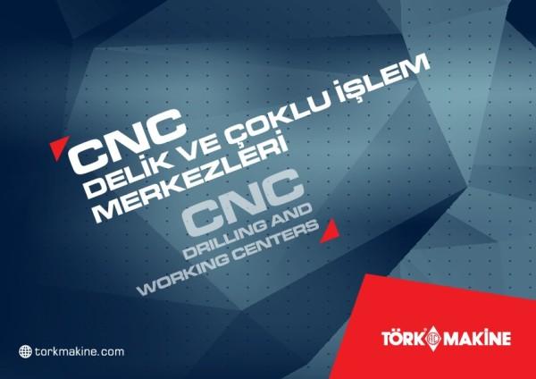 CNC Delik ve Çoklu İşlem Merkezleri Kataloğu