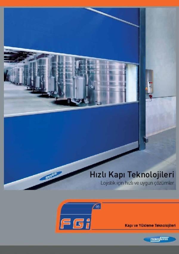 Hızlı Kapı Teknolojileri