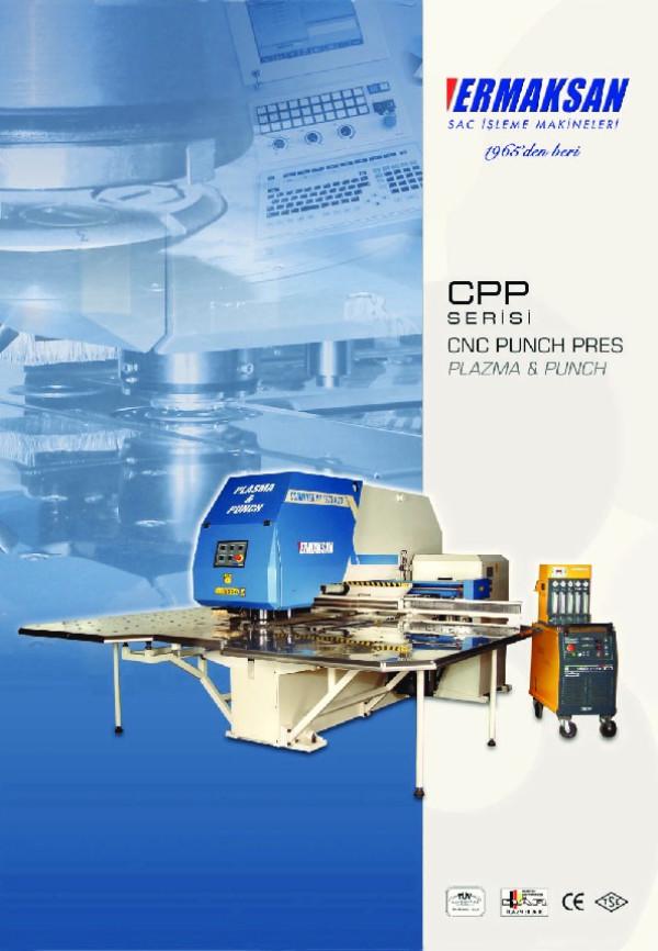 CPP - Kombine Plazma Panç Pres