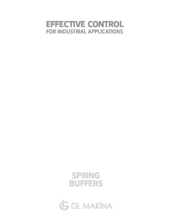 Spring-Buffers