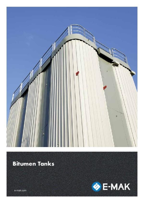 Bitumen Tankları